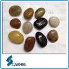 Piedra Polished del río de la mezcla natural para la decoración (R3)