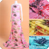 Chiffon- Kaftan/Chiffon- Beachwear/Printed Georgette Kaftan-Gewebe