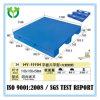 1100*1100 venda por atacado da pálete do HDPE dos corredores do sólido 3