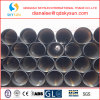 Struktur Ss400 Carbon ERW Steel Pipe in Chs/Shs/rechter Seite