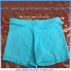 Boxeadores de nylon sólidos ocasionales modificados para requisitos particulares OEM vendedores calientes de las mujeres del deporte