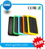 2015 4000mAh os mais novos Solar Power Rechargeable Mobile Charger