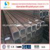 Acciaio per costruzioni edili del grande diametro, conduttura d'acciaio quadrata