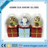 Глобус снежка Polyresin вися для украшения комнаты