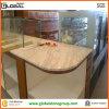 Sales caldo Volakas White Marble Top per Work Desk