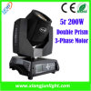 찰흙 Paky Stage Light Moving Head Stage Lighting Sharpy 200 5r Beam Moving Head Light