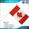 indicateurs de main du Canada du polyester 75D de 14X21cm avec Pôle de plastique (J-NF01F02022)