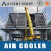 Refrigerador de ar oblíquo para refrigerar da indústria