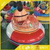 Coche de parachoques de la batería inflable del nuevo del diseño de la fibra de vidrio del Funfair UFO del adulto y del cabrito, coche de parachoques de la diversión