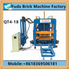 Brand famoso Full Automatic Block Making Machine em China
