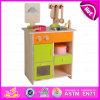 Кухни 2015 игрушка новой малышей типа установленная, самая последняя самомоднейшая деревянная кухня игрушки для детей, претендует игрушку W10c149 кухни кашевара игры деревянную