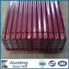 Folha de alumínio ondulada para a venda quente da telhadura em África do Sul