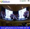 Indicador de diodo emissor de luz video curado da cor P5 cheia para anunciar a tela