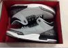 Ботинки баскетбола Jorda III воздуха Nik