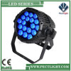 Wasserdichtes Outdoor 18X12W RGBWA LED PAR Can Light