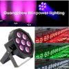 LED 7PCS 12W Flat PAR Light
