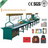 PVC Automatic Production Line für Shoes Trademark, Shoe Sole Making Machine