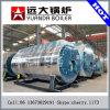Caldera de gas del combustible LNG/LPG/Natural de la presión Wns12-1.25