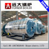 Wns12-1.25圧力燃料LNG/LPG/Naturalのガス燃焼のボイラー