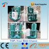 Aceite aislador del alto de la filtración vacío de la precisión que procesa el purificador