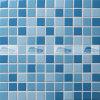 25X25mm de Blauwe Tegel van het Mozaïek van de Mengeling Ceramische voor KUUROORD (BCI001)