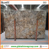 Stone Exterior WallまたはFlooringのための自然なGranite Tile Slab