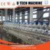 Línea de relleno del agua pura automática/máquina de rellenar del agua pura rotatoria