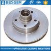 TS16949 Precision Casting de frein à disque d'investissement Fabrication Moulage OEM / Automobile / Auto Disque de frein Rotor