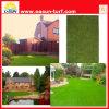 Multi-Используйте материал PE и тип орнаментов Landscaping искусственная трава