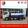 Vrachtwagen van de Riolering 8000liter/8cbm/8m3/8000L van Dongfeng 4X2 LHD/Rhd de Vacuüm