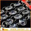 Cortina acrílica de cristal da corrente do grânulo da venda 2015 quente nova para divisores de quarto