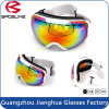 Großhandels-HD Versions-Anti-Fog doppeltes Objektivbequeme Snowboard-Ski-Schutzbrillen der Fabrik-