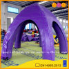 Advertizing (AQ52124)를 위한 자주색 Five-Legs Inflatable Tent