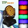 UV + RGBWA Zoom Wash 36 * 18W LED Moving Head Light