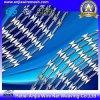 Barbelé de rasoir de fer galvanisé par électro pour la garantie clôturant avec ISO9001