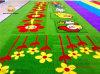 حارّ تمويه عشب اصطناعيّة لأنّ أطفال ملعب