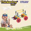 Pädagogische Qualitäts-bauen das kundenspezifische Auto-Baumuster Spielzeug zusammen