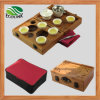 Portable Bamboo Tea Set with Travel Bag