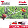 4 ход Gasoline Brush Cutter с Bicycle Handle