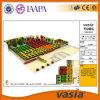 Do Trampoline novo do projeto de Vasia parque interno com o certificado En71 (VS6-160223-630A-29)