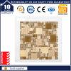 Mosaico di marmo GS81375 delle mattonelle della pietra e di vetro