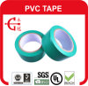 La alta calidad coloreó la cinta del conducto del PVC