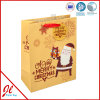 Gelbes Christmmas Shopping Paper Bags für Pcaking und Shipment