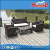 Sofa moderne extérieur en osier de rotin de rotin chaud de la vente 2015