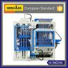 機械(QT6-15、QT8-15、QT9-15)を作るブロックレンガ・プレスの機械装置、建設用機器、具体的な煉瓦プラント