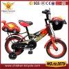 Bicicleta traseira das crianças da cesta da ferramenta e do plástico do modelo dos peixes da alta qualidade