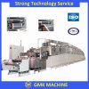수직 Type Li Battery Cathode Single (두 배) Coater Machine