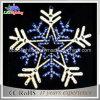 Света снежинки праздника рождества AC110V/220V СИД декоративные