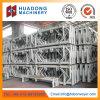 Förderwerk-Spannfeld-stehender Rollen-Stahlhaltewinkel