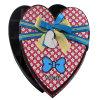 Коробка подарка шоколада формы сердца